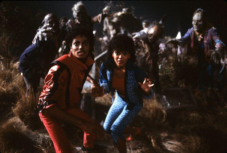 #Thriller ... classic MJ