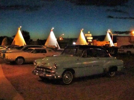 The Wigwam Village #6 – Holbrook, Arizona - Atlas Obscura
