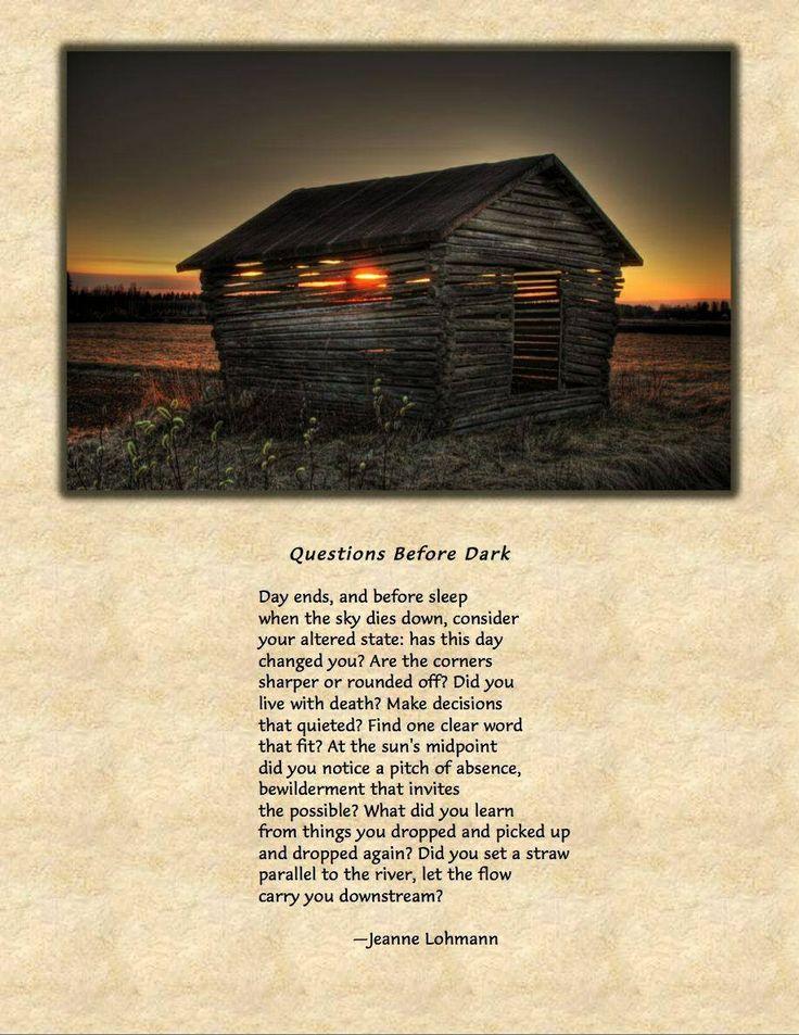 Fireside Poets Questions