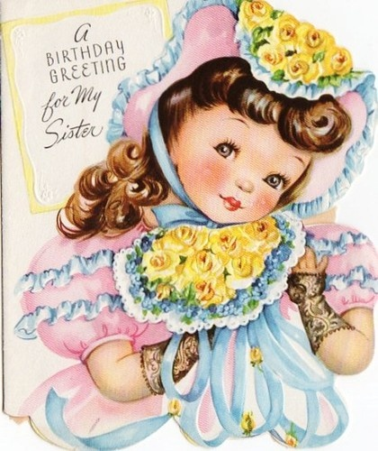 180 Best ~Greeting Cards From Days Gone By~ Images On