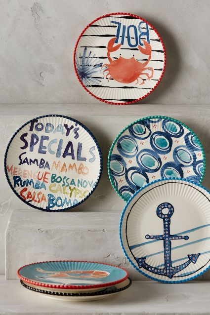 1000 images about cool ceramics on pinterest ceramics for Calligrapher canape plate anthropologie