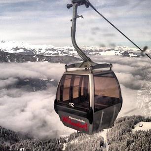 skilift wintersport - Westendorf