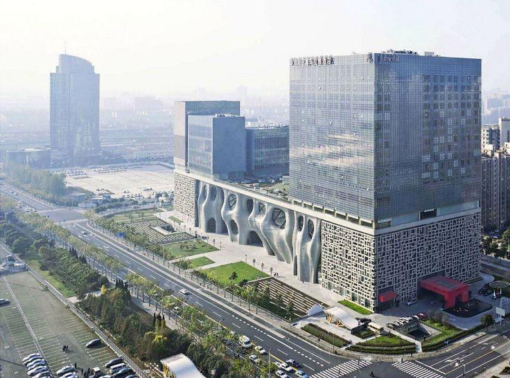 Isozaki, Arata: Himalayas Center: Architecture, Sculpture | The Red List