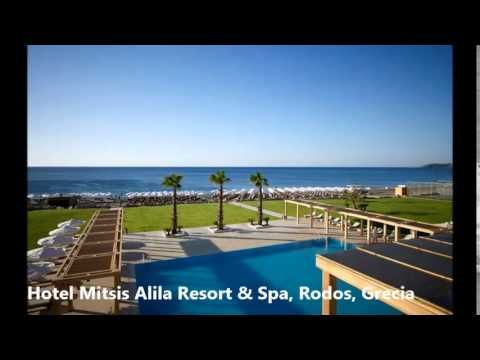 Hotel Mitsis Alila Resort & Spa, Rodos, Grecia