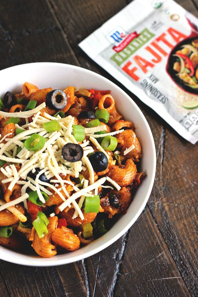This go to weeknight dinner is perfect for healthy, quick, and easy. The melty vegan cheese, vegetables, and comfort of pasta are ready to eat in less than 20 minutes. NeuroticMommy.com #vegan #dinner #backtoschool