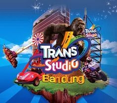 20 wahana yang dapat anda nikmati di trans studio bandung, sbb: Trans City Theater, Yamaha Racing Coaster, Giant Swing, Marvel Super Heroes The Rides 4D, Indosat Vertigo Galaxy, Trans Car Racing, Si Bolang Adventure, Trans Broadcast Museum, Science Center, Dunia anak, Jelajah, Kong Climb, Sky Pirates, Amphitheater, Captain Blackheart's Pirate Ship, Negeri Raksasa, Dragon Riders, Pulau Liliput, Dunia Lain, Special Effects Action. info lebih lengkap Hp 081221567121 web: www.qinanatour.com
