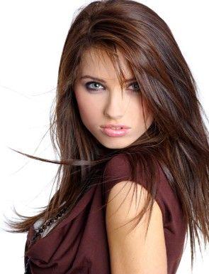 Straightening Hair Tips