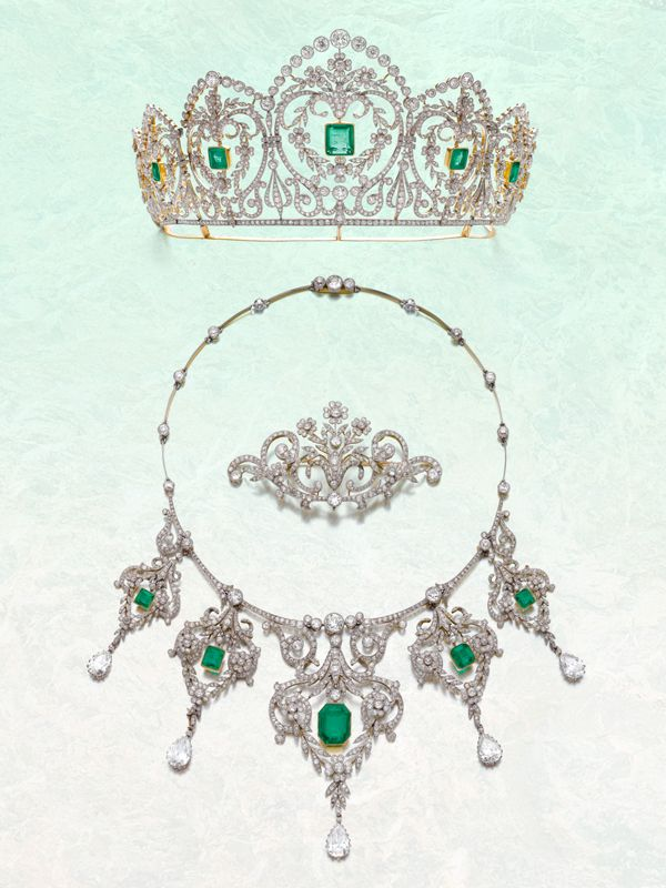 Best of Birthstones: Enchanting Emeralds   Sotheby's