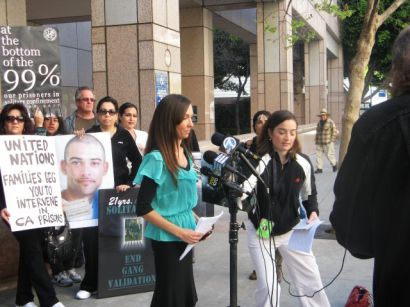 Urgent request to UN Special Rapporteur on Torture Juan Mendez to visit California hunger strikers