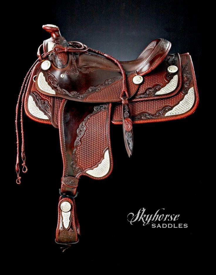 Show — Skyhorse Saddles