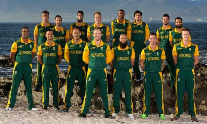 After India, now South Africa has announced final 15 man squad for ICC #CWC 2015. #cwc15 #cwc15teams