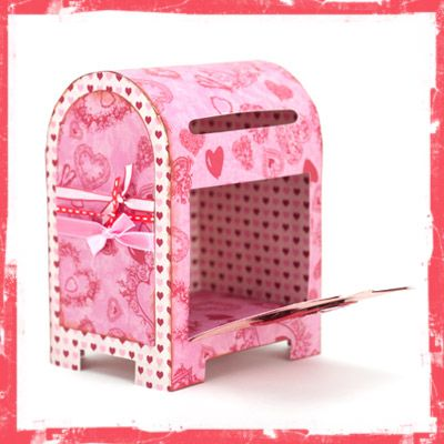 309 best images about Be My Valentine – Valentine Card Boxes Ideas