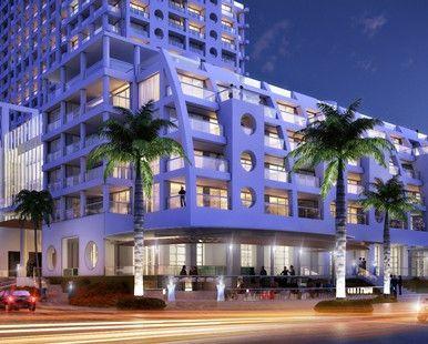 Conrad Fort Lauderdale Beach Hotel, FL - Exterior