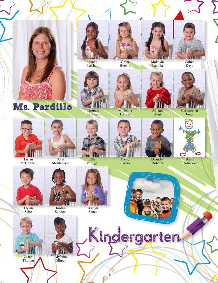 Elementary School Yearbook Sample | YearbookLife