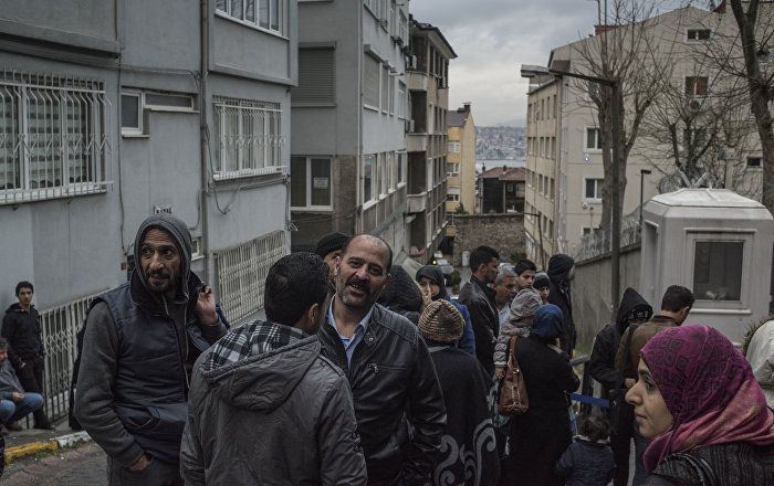 Syrian Refugees: 'Europe Does Not Want Us out of Its Fear of Islam'