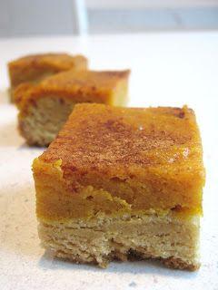 Baking and Mistaking: Pumpkin Pie Bars