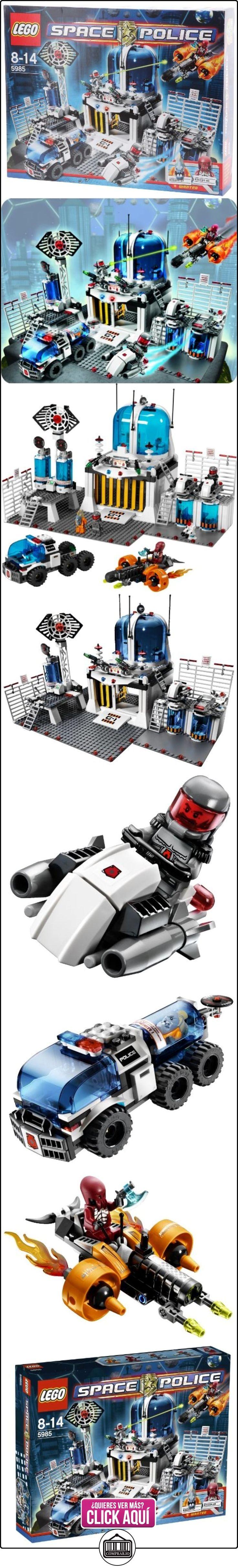 LEGO Space Police 5985  ✿ Lego - el surtido más amplio ✿ ▬► Ver oferta: https://comprar.io/goto/B003A2JBHS