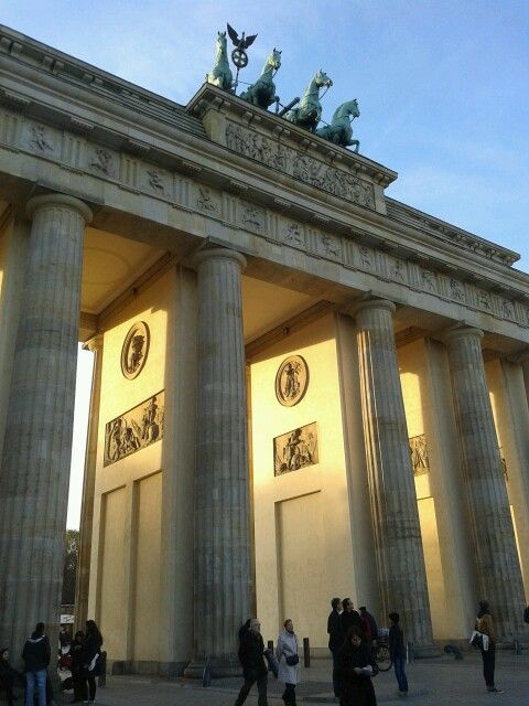 Porta di Brandeburgo @ Berlin