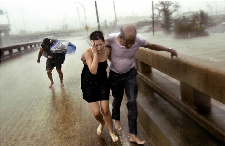 Hurricane Katrina Pictures That are Still Haunting Years After