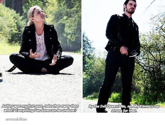 ... My Emma's... #fangirling #captainswan