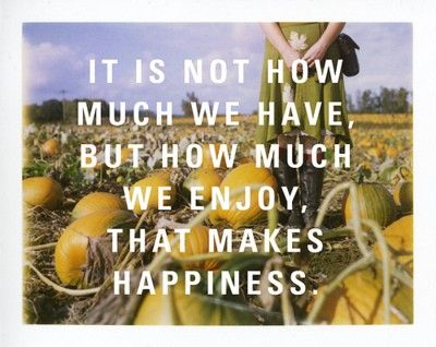 happiness: Peace Quotes, Expectations Quotes, Pumpkin, Truths, So True, Enjoying Life, Inspiration Quotes, Photo, True Stories