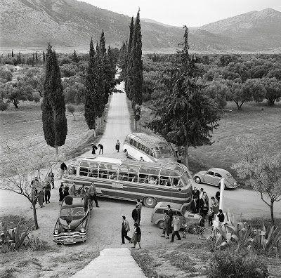 1960 ~ Daily excursion at Marathon (Attiki)