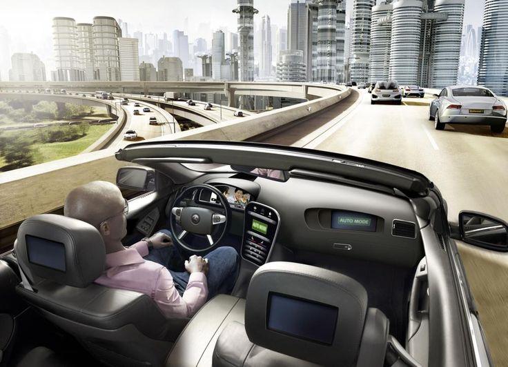 Universiteit van Michigan opent binnenkort een 'nep stad' om smart cars te kunnen testen