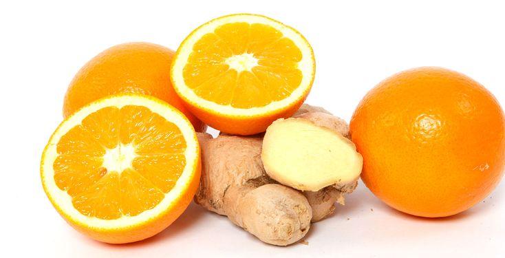 Heiße Ingwer-Orange - Um dich herum husten und schniefen alle? Damit sich deine Abwehrkräfte weiterhin wacker behaupten, schenkt dir Pointer einen Ingwer-Orangen-Punsch ein.