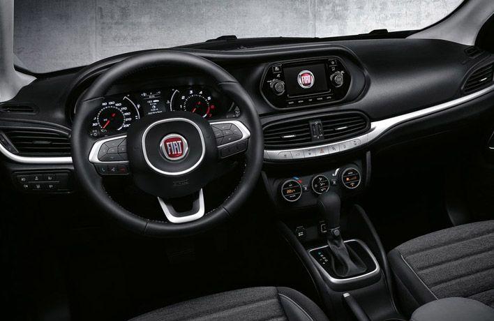 Fiat Tipo Automatic Interior Fiat Tipo Fiat Sedan