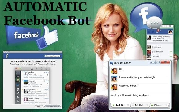 Automatic Facebook Software — Auto Like Facebook Software - Facebook Auto Posting Software