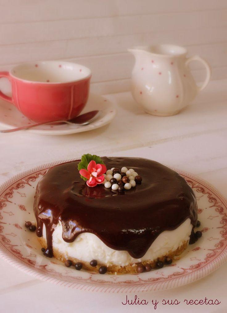 17 mejores ideas sobre brownies de yogur griego en - Mouse de yogurt ...