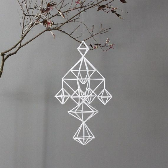 クリスマスの本場である北欧フィンランドに、12世紀から伝わるの幸運のお守り『ヒンメリ』があります。古くから「幸運を呼び込む飾り」とされており、ヨーロッパのクリスマスの時期のインテリアとして広く知られています。実はこれ、ストローとタコ糸の100均商品だけで手作りできるんです♪可愛いモビールの装飾を、おうちで簡単工作してお部屋に飾りましょう!北欧のクリスマスの飾り『ヒンメリ』の作り方をご紹介します♪ | ページ1