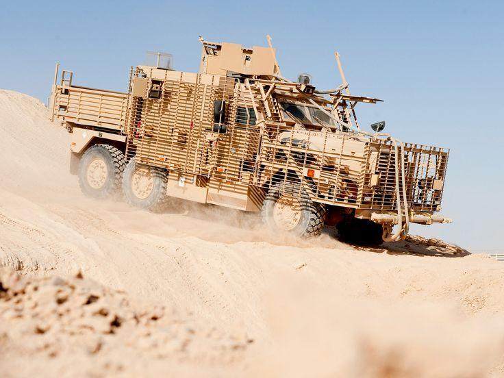 Wolfhound PSV (Zombie Apocalypse Truck)