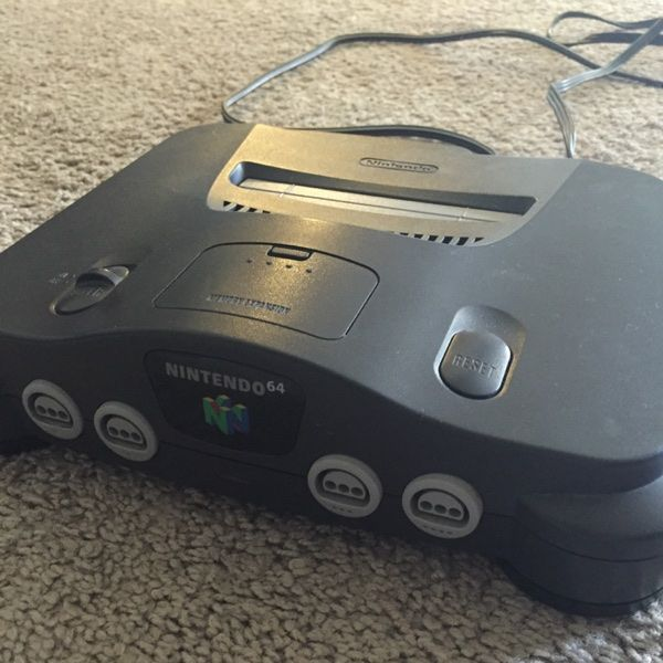 For Sale: Nintendo 64 with controllers  for $400