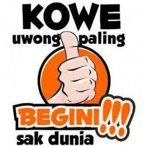 Dp BBM Bahasa Jawa