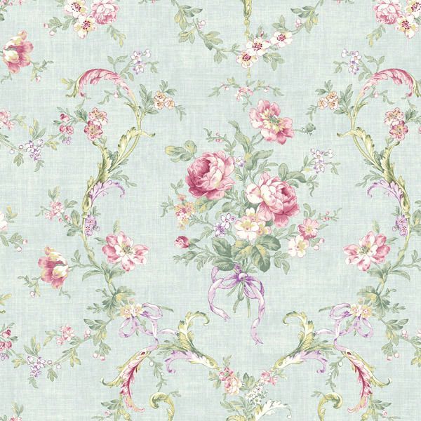 17 best images about fabulous floral wallpapers on for Wallpaper samples