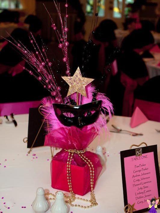Baile de máscaras - Festa de 15 anos - Debutante                              …
