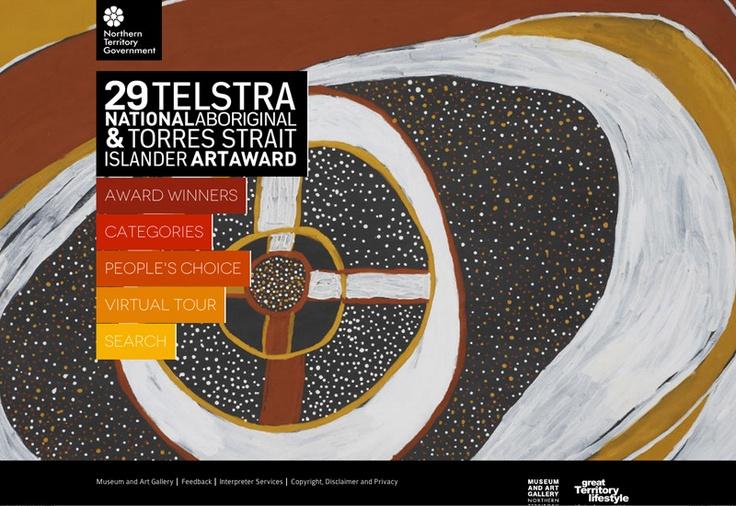 NATSIAA 29 Website Design - Australian Web Design http://natsiaa29.nt.gov.au/