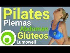 Pilates para Piernas, Abdomen y Glúteos - Ejercicios de Pilates en Casa - YouTube #PilatesenCasa