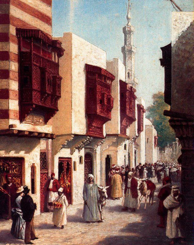 Cairo Street 1889