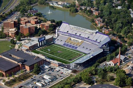 James Madison University is ready for the big time = James Madison University has a way of seemingly coming out of nowhere.  Driving along Interstate 81 in Virginia's Shenandoah Valley, it's easy to become entranced by the beauty of the.....