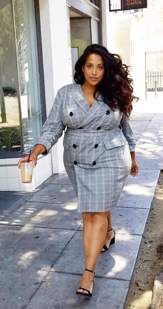 7083bebb7 Plus Size Work Outfit Idea - Plus Size Fashion for Women #plussize ...