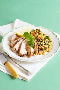 Chicken n couscous