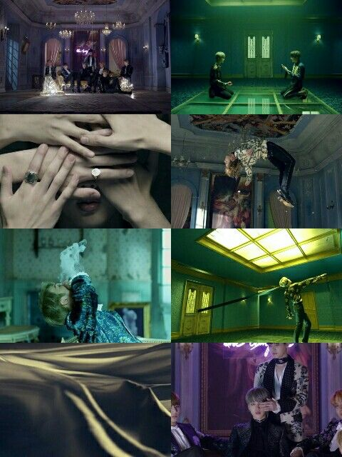 "BTS MV Trailer ""Blood Sweat  & Tears"" - holy sh*t bangtan ruined my life in 36 seconds"