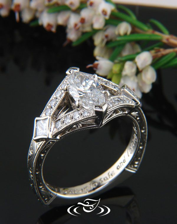 23 Best Images About Rings On Pinterest Halo Diamond