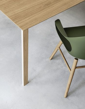 Thin k table #think #thin #table #woodtable #wood #design #furniture #furnishing #designfurniture #italiandesign