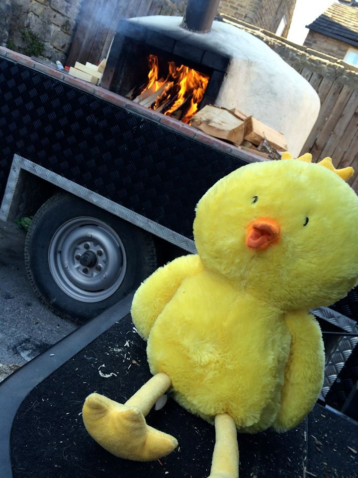 A busy Easter Weekend for us with our Wood Burning Trailers busy all over the Derbyshire area! www.splendidpizza.co.uk