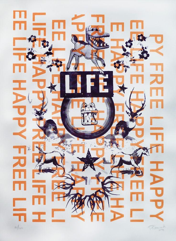 """""""Life happy life"""""""