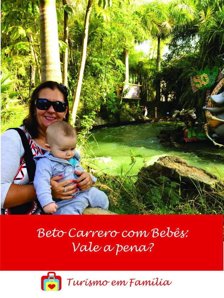 Beto Carrero com Bebês: Vale a pena?
