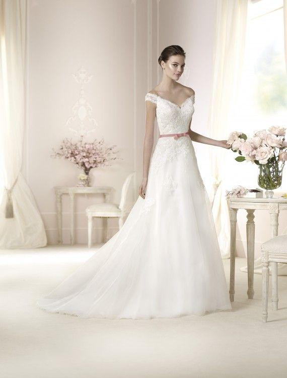 Suknia ślubna - DANICA-B